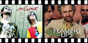 MGMT vs Flaming Lips: Quel vidéoclip est le plus étrange?