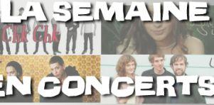 Critiques concerts de la semaine: Émilie Simon, Beast, !!! (chk chk chk) et Land of Talk