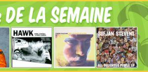 Critiques CD de la semaine: Klaxons, Sufjan Stevens, Piers Faccini et Isobel Campbell & Mark Lanegan