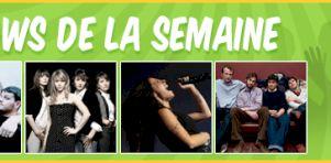 Critiques concerts de la semaine: Marie-Mai, Plastiscines, Vampire Weekend et Against Me!
