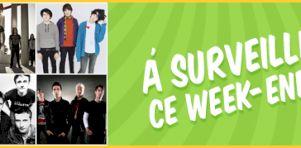 Quoi faire à Montréal et Québec en ce weekend du 25-26 septembre 2010?