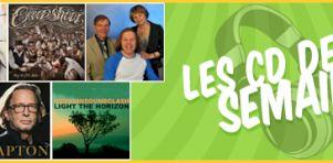 Critiques CD de la semaine: Bedouin Soundclash, Katerine, Eric Clapton, The Creepshow et Jill Hennessy