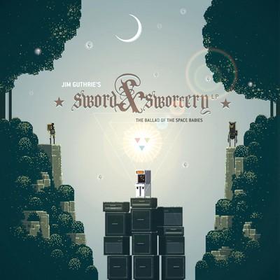 Jim Guthrie - Sword & Sworcery LP – The Ballad of the Space Babies
