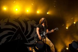 Chris Cornell de <a href='/artiste/soundgarden/' >Soundgarden</a> au Bluesfest d'Ottawa