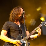 Chris Cornell de Soundgarden, au Bluesfest d'Ottawa