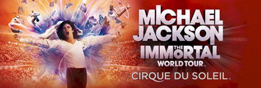 Cirque du Soleil - Michael Jackson
