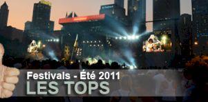 Dossier: Rétrospective de l'été 2011 en festivals – Les Tops!