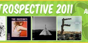 Top 10 – 2011: Les albums marquants de l'année, selon nos collaborateurs