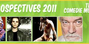 Top 5 – 2011 : Théâtre et Comédies Musicales