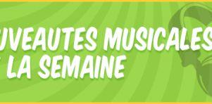 Nouveautés musicales du 24 janvier 2012: David Giguère, Nada Surf, Steve Aoki, Lamb of God et plus!