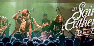 Critique concert: The Sainte Catherines – Le dernier show à Montréal
