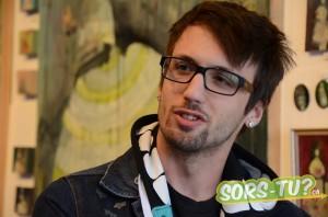 Julien Guy Beland, le bassiste de Skip The Foreplay