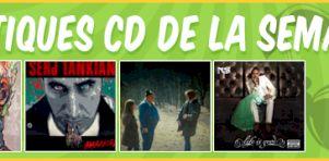 Critiques CD de la semaine: Nas, Serj Tankian, Milo Greene, Dirty Projectors et Marina & The Diamonds