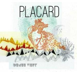 Dany Placard - Démon Vert