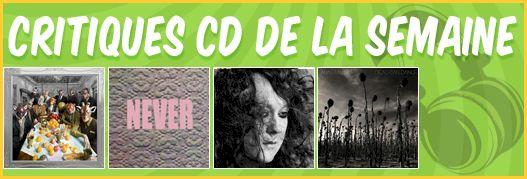 Critiques CD