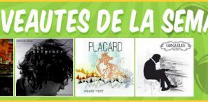Nouveautés musicales du 28 août 2012: Alanis Morissette, Iggy Pop, Chilly Gonzales, Dany Placard, Mad'MoiZèle GIRAF et plus!