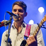 Tim Baker de Hey Rosetta! Photo par Greg Matthews