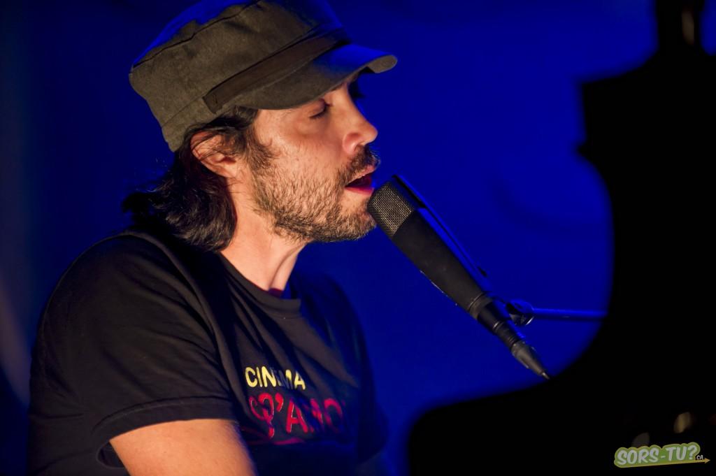 Patrick Watson - septembre 2012