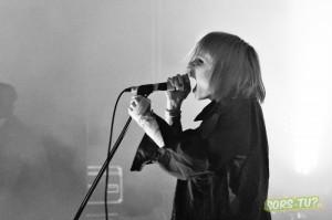Crystal Castles au Metropolis en octobre 2012. Photo par Catherine Rosa.