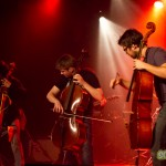 Cellos On Fire - Francouvertes - Lion D'Or - Montreal - 2013 - 03