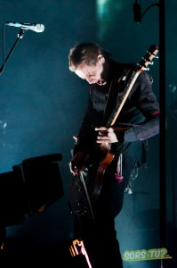 Sigur Ros au Centre Bell en mars 2013. Photo par