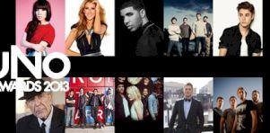 Juno Awards 2013 | Les nominations, nos prédictions et les gagnants