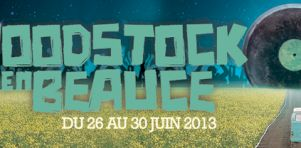 Woodstock en Beauce 2013 | Tryo, Three Days Grace et Peter Frampton annoncés