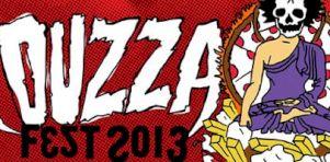 Pouzza Fest 2013 – Jour 1 | Masked Intruder, Big D and the Kids Table, No Trigger, MXPX et Guerilla Poubelle