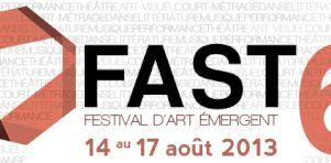 Festival FAST 2013 | Groenland, aRTIST oF tHE yEAR, Ponctuation et Sarah Toussaint-Léveillé à Sorel-Tracy en août
