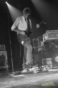 Le guitariste Amedeo Pace. Photo par Karine Jacques.