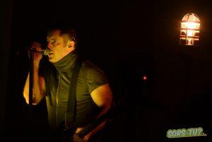 Nine Inch Nails au festival Outside Lands 2013. Photo par Marie-Pier Gagnon Nadeau.
