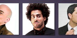 Spectacles d'humour – Automne 2013 | Premières montréalaises pour Rachid Badouri, Gad Elmaleh, Adib Alkhalidey et plus