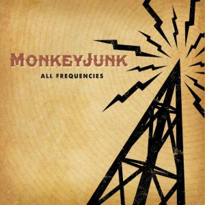 Monkeyjunk - All Frequencies