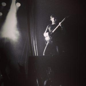 Le guitariste de Protest The Hero, Luke Hoskin. Photo par Joshua Lessard.