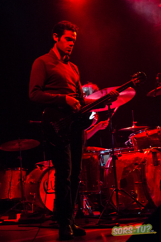 DISAPPEARS - Cafe Campus - Montreal - 2014 - 04