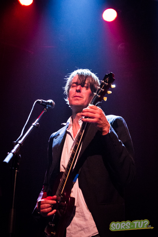 Stephen Malkmus and The Jicks - Cafe Campus - Montreal - 2014 - 02