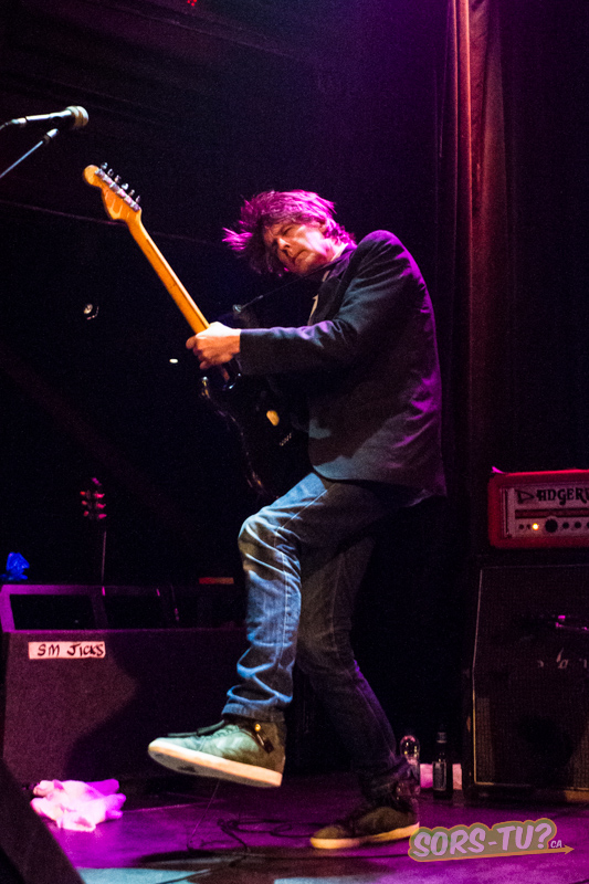 Stephen Malkmus and The Jicks - Cafe Campus - Montreal - 2014 - 09