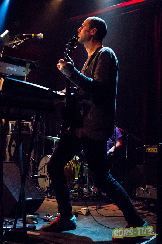 Stephen Malkmus and The Jicks - Cafe Campus - Montreal - 2014 - 10