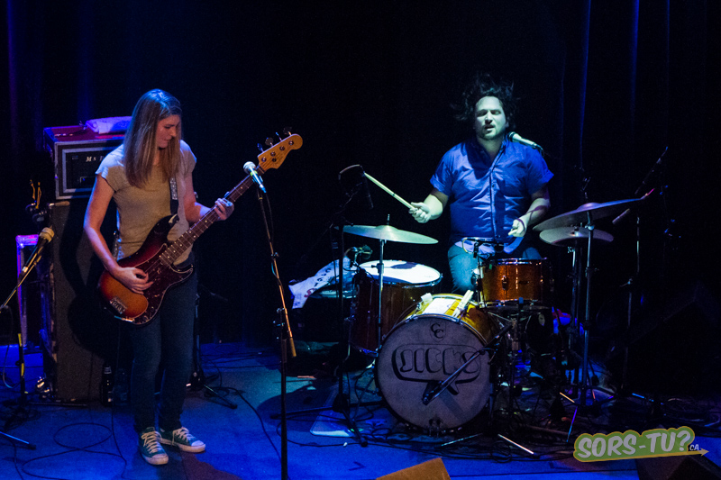 Stephen Malkmus and The Jicks - Cafe Campus - Montreal - 2014 - 12