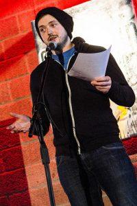 Mathieu Marcotte, photo par Karine Jacques