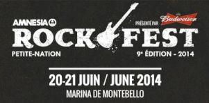 Rockfest 2014 | Blink 182, Motley Crüe, Weezer, Megadeth, Primus et plus
