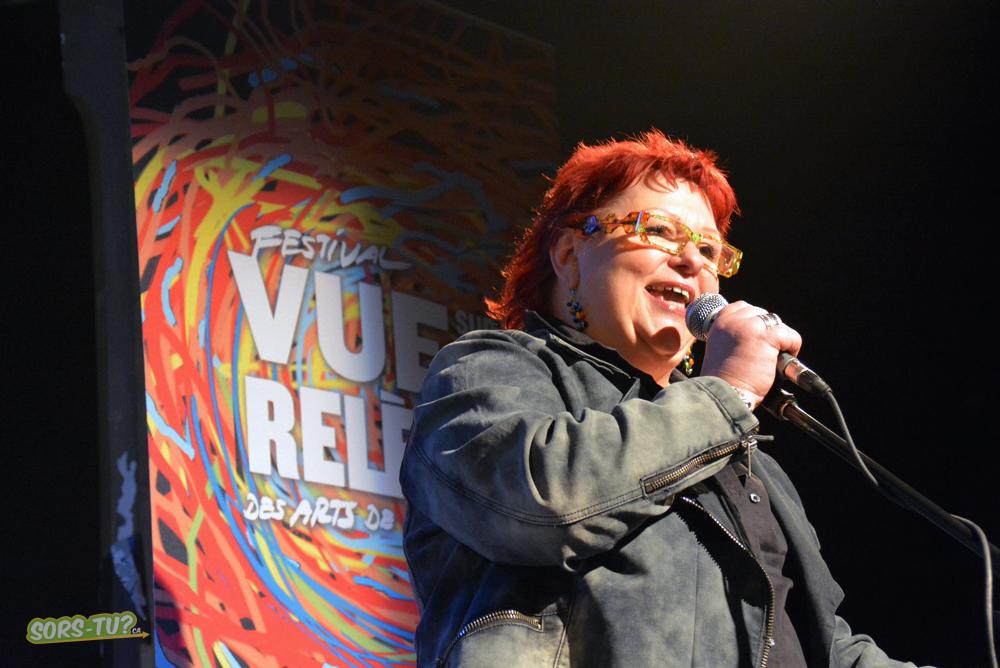 La directrice artistique  Marie-André Thollon.