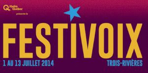 Festivoix 2014 | Half Moon Run, Mac Demarco, Pierre Lapointe, Gloria Gaynor et plus