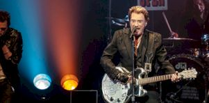 Johnny Hallyday à la Place des Arts de Montréal | De hits et de sueur