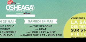 Osheaga présente des concerts gratuits sur Saint-Denis en mai 2014