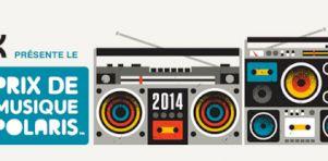 Prix Polaris 2014 | La longue liste dévoilée