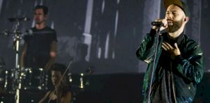 Festival de Jazz de Montréal 2014 – Jour 1   Woodkid sur la Place des Festivals