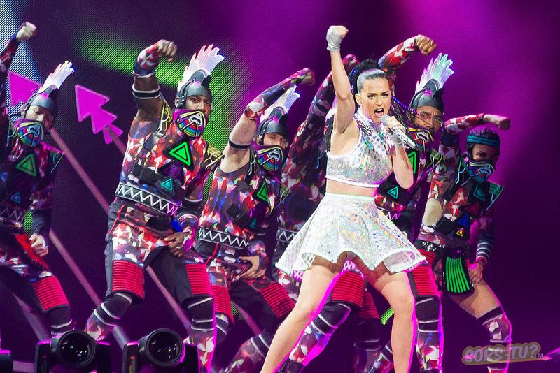 Katy Perry, photo par Karine Jacques