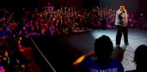 Montréal Complètement Cirque 2014 | Retour sur Impro Cirque au chapiteau de la Tohu
