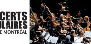 Les Concerts populaires de Montréal présentent leur 50e édition